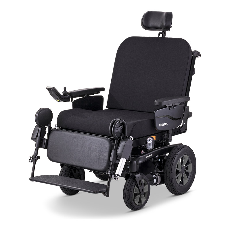 XXL bariatric power wheelchair